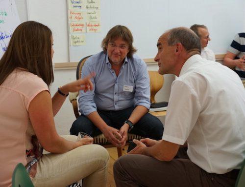 "Praxis-Talk agiler Kulturwandel in Organisationen ""Selbstverantwortliche Teams: Toll! Aber wie?"